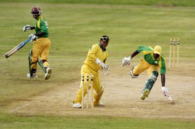 Jamaica Star : Catch-up cricket - Jamaica on the backfoot ...